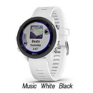 (あすつく)ガーミン ForeAthlete 245music 010-02120-71(Music White Black)010-02120-72(Music Black Aqua)010-02120-70(Music Black Red) yosii-bungu