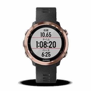 (今ならポイント最大37倍!)ガーミン腕時計   ForeAthlete 645 music フォアアスリート Music 010-01863-D3 (ローズゴールド)  010-01863-D2 (スレート)|yosii-bungu|02