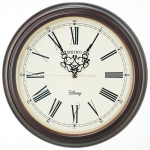 (今ならポイント最大37倍!)SEIKO CLOCK セイコー  FS507B  壁掛け時計 ホワイト 電波クロック Disney ディズニー|yosii-bungu