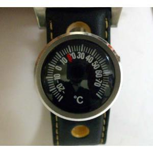 コンパクトなリストサーモ(温度計)|yosii-bungu