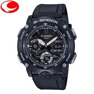 【19年6月発売ご予約受付中】カシオ メンズ 腕時計 CASIO G-SHOCK GA-2000S-1AJF カーボンモノコック構造|yosii-bungu