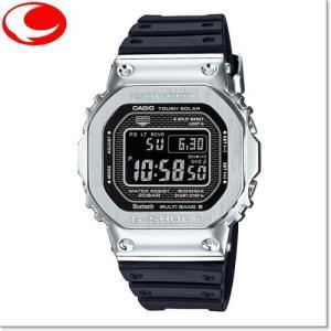 新品 腕時計 カシオ CASIO G-SHOCK GMW-B5000-1JF タフソーラー電波ウォッチ|yosii-bungu