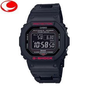 カシオ CASIO G-SHOCK GW-B5600HR-1JF タフソーラー電波 腕時計 (19年2月発売モデル)|yosii-bungu