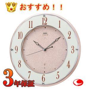 セイコー エムブレム  高級掛時計 (電波時計)  HS524A|yosii-bungu