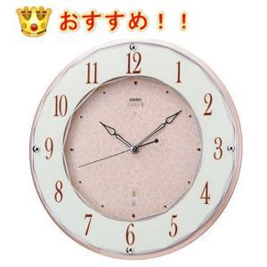(今ならポイント最大37倍!)SEIKO EMBLEM HS524A セイコー エムブレム 高級掛け時計 (電波時計)|yosii-bungu