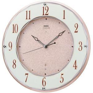 セイコー エムブレム  高級掛時計 (電波時計)  HS524A|yosii-bungu|03