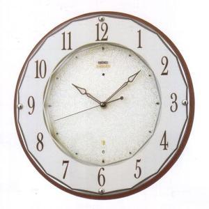 セイコー 掛け時計 HS524B SEIKO EMBLEM セイコー クロック  エムブレム HS524B 洗練を極めた (電波時計) |yosii-bungu