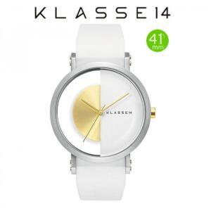 (今ならポイント最大37倍!)クラス14 Klasse14 腕時計 JT(Jane Tang) KLASSE14 imperfect arch WHITE IM15SR004M  (一部透過) 41mm yosii-bungu