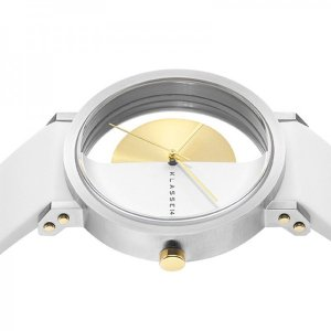 (今ならポイント最大37倍!)クラス14 Klasse14 腕時計 JT(Jane Tang) KLASSE14 imperfect arch WHITE IM15SR004M  (一部透過) 41mm yosii-bungu 02