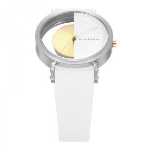 (今ならポイント最大37倍!)クラス14 Klasse14 腕時計 JT(Jane Tang) KLASSE14 imperfect arch WHITE IM15SR004M  (一部透過) 41mm yosii-bungu 03