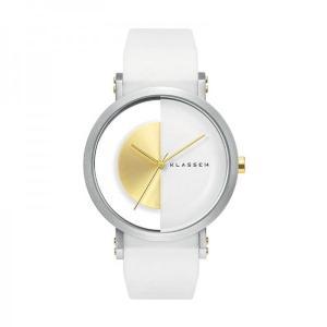 (今ならポイント最大37倍!)クラス14 Klasse14 腕時計 JT(Jane Tang) KLASSE14 imperfect arch WHITE IM15SR004M  (一部透過) 41mm yosii-bungu 04