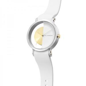 (今ならポイント最大37倍!)クラス14 Klasse14 腕時計 JT(Jane Tang) KLASSE14 imperfect arch WHITE IM15SR004M  (一部透過) 41mm yosii-bungu 05