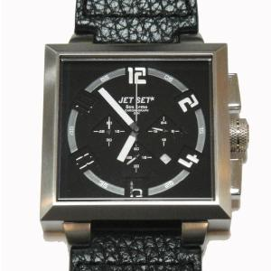 JET SET 腕時計 ジェット セット(サンレモ) J19611-237 47mm yosii-bungu