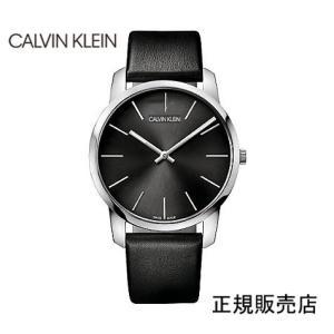 (今ならポイント最大32倍!)カルバン・クライン ウォッチ 腕時計  シティ ペアウオッチ グレー文字板 K2G21107-K2G23107   メンズ[正規輸入品/2年保証] yosii-bungu 02