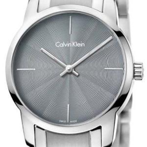 カルバン・クライン ウォッチ 腕時計  シティ  K2G23144  レディ  ライトグレー文字板|yosii-bungu|02