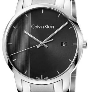 カルバン・クライン ウォッチ シティ メンズ  K2G2G14Y  ブラック文字板|yosii-bungu|02