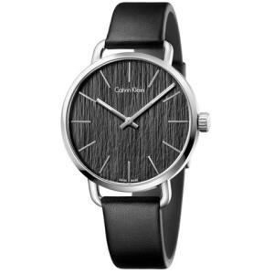カルバンクライン  イーブン 腕時計 ブラック文字板   メンズ   K7B211C1 42mm|yosii-bungu|02