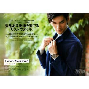 カルバンクライン  イーブン 腕時計 ブラック文字板   メンズ   K7B211C1 42mm|yosii-bungu|03