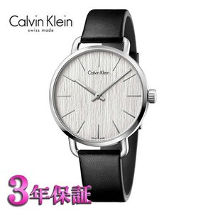カルバンクライン  イーブン 腕時計 シルバー文字板   メンズ  K7B211C6  42mm|yosii-bungu