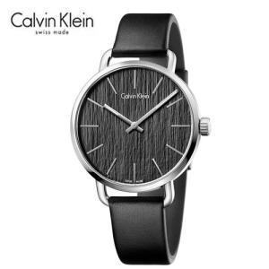 カルバンクライン  イーブン 腕時計 ブラック文字板   K7B231C1 レディ 36mm|yosii-bungu
