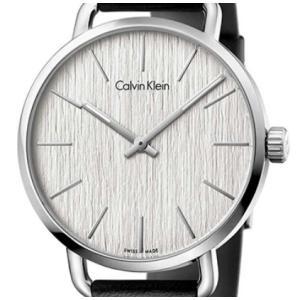 カルバンクライン  イーブン 腕時計 シルバー文字板   レディ 36mm |yosii-bungu|02