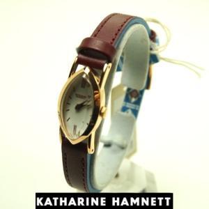 KATHARINE HAMNETT キャサリン ハムネット腕時計 アーモンドリミテッド エディション KH07G6-09 yosii-bungu