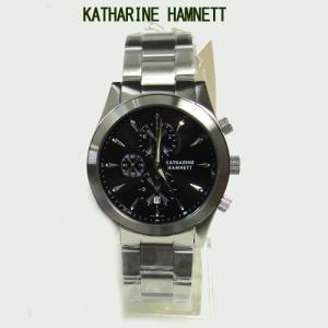 KATHARINE HAMNETT キャサリン ハムネット  メンズウォッチ  KH2061-B34 yosii-bungu