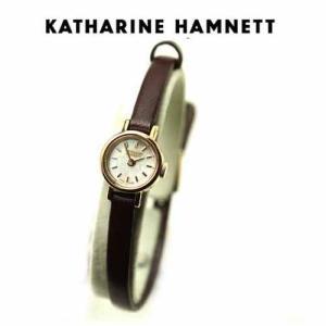 KATHARINE HAMNETT(キャサリン ハムネット) ウォッチ SMALL ROUND KH7711-04S   正規品 yosii-bungu