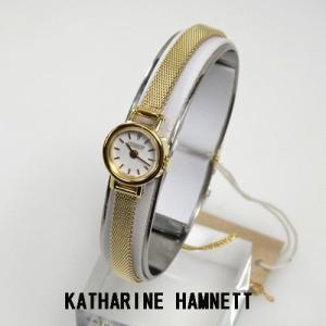 KATHARINE HAMNETT キャサリン ハムネット  アクセサリーウォッチ  SMALL ROUND/KH7811-B04R 正規品 yosii-bungu