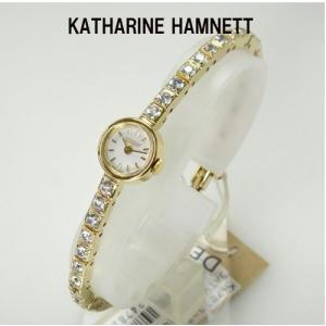 KATHARINE HAMNETT キャサリン ハムネット  アクセサリーウォッチ KH7813-B04D   RECTANGLE 正規品 yosii-bungu