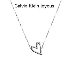 Calvin Klein カルバンクライン アクセサリー ジョイアス ネックレス レディー KJ2XMN000100 50cm Calvin Klein joyous スワロフスキー入り ネックレス|yosii-bungu
