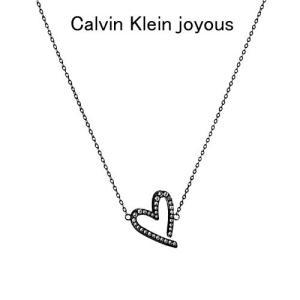 Calvin Klein カルバンクライン アクセサリー ジョイアス ネックレス レディー  KJ2XWN040100 50cm Calvin Klein joyous スワロフスキー入り ブレスレット yosii-bungu