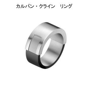 Calvin Klein カルバンクライン アクセサリー メンズ リング  KJ4DBR210107  Calvin Klein magnet ステンレスリング yosii-bungu