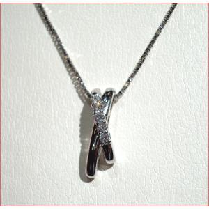 (今ならポイント最大32倍!)プロポーズアゲイン 感謝の気持ちをこめて プラチナギルド Thanks Days Platinumダイヤモンドペンダント(正規品) (送料無料) yosii-bungu
