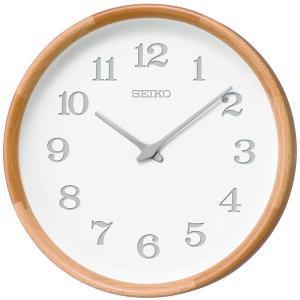 (今ならポイント最大37倍!)SEIKO Nukumori COLLECTION  KX239H Simpe & Timelss  木枠(ビーチ・天然色木地塗装)|yosii-bungu