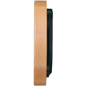 (今ならポイント最大37倍!)SEIKO Nukumori COLLECTION  KX239H Simpe & Timelss  木枠(ビーチ・天然色木地塗装)|yosii-bungu|03