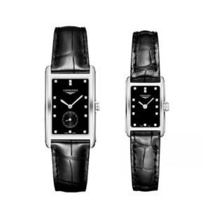ロンジン  ドルチェヴィータ 腕時計  ペアウォッチ   L5.755.4.57.0  L5.258.4.57.0|yosii-bungu