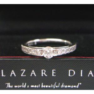 (世界一の輝き) ラザール ダイヤモンド ブライダル エンゲージリング・婚約指輪 (プラチナ950)LD120PR2|yosii-bungu