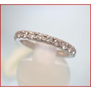 高級ダイヤモンド ラザールダイヤモンド フルエタニティー リング 1.00ct  LD212PR10|yosii-bungu