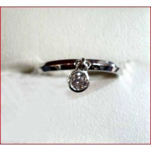 ラザールダイヤモンド コミットメント リング[指輪] (限定モデル)|yosii-bungu