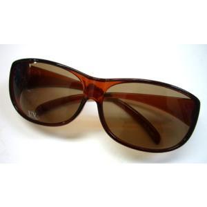 (今ならポイント最大37倍!)花粉から目を守る画期的なサングラス UVカット付 アイサポーター ブラウン 花粉症予防 グラス yosii-bungu 03
