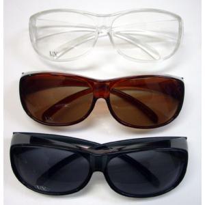 (今ならポイント最大37倍!)花粉から目を守る画期的なサングラス UVカット付 アイサポーター ブラウン 花粉症予防 グラス yosii-bungu 04