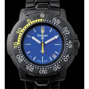 (今ならポイント最大37倍!)トレーサー 腕時計 NAUTIC Steel ノーテック ブラック 10倍ポイントセール中 P6504.33C.6E.03|yosii-bungu