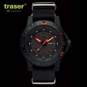 (今ならポイント最大37倍!)(traser)  トレーサー 腕時計   TYPE6 MIL-G Red Combat  P6600 RED COMBAT メンズ [正規輸入品]|yosii-bungu
