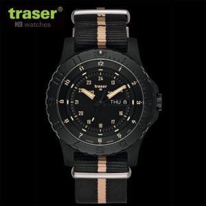 (今ならポイント最大37倍!)【traser】 トレーサー 腕時計   TYPE6 MIL-G Sand (サンド)  メンズ [正規輸入品  P6600.2AAI.L3.01 SAND|yosii-bungu