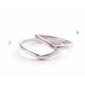 マリ・エ・マリ  ペア2本分 結婚リング [マリッジ]  Marie et Marie No7-8|yosii-bungu