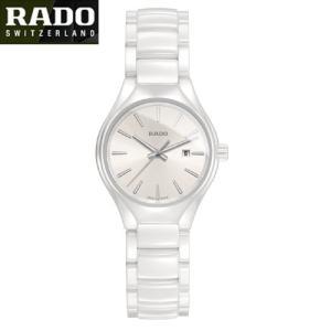 【RADO】ラドー  Rado NEW TRUE  ラドー ニュートゥルー ホワイト クォーツ  R27061012|yosii-bungu
