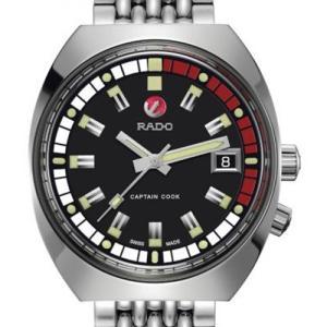 ラドー 腕時計 キャプテンクック MKII  リミテッド 1962  220m防水   ステンレススチール 37mm  R33522153 |yosii-bungu|03