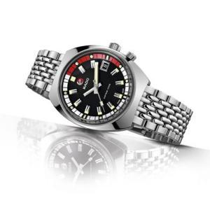 ラドー 腕時計 キャプテンクック MKII  リミテッド 1962  220m防水   ステンレススチール 37mm  R33522153 |yosii-bungu|04