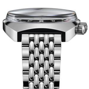 ラドー 腕時計 キャプテンクック MKII  リミテッド 1962  220m防水   ステンレススチール 37mm  R33522153 |yosii-bungu|05